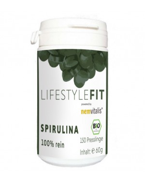 Spirulina BIO - LifestyleFit