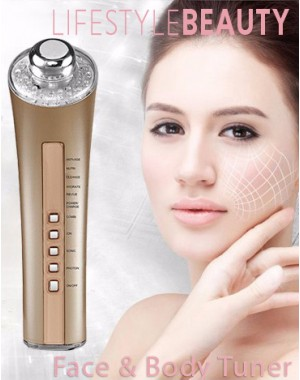 SET LifestyleBeauty Face & Body Tuner & Medical Beauty GEL