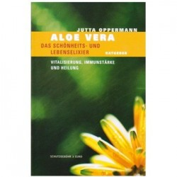 Broschüre - Aloe Vera - Schönheitselexier
