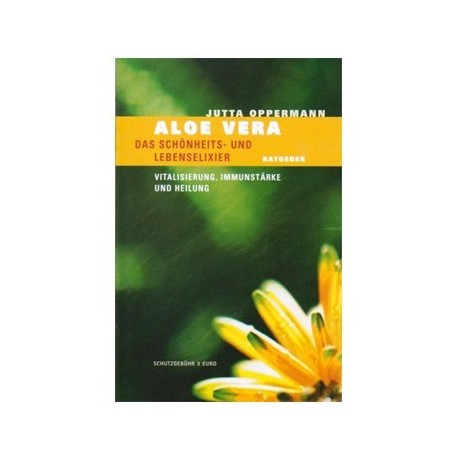 Broschüre - Aloe Vera