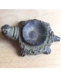 Räucherkegelhalter Schildkröte